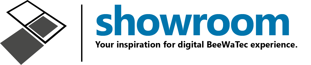 BEEshowroom - Your inspiration for digital BeeWaTec experience