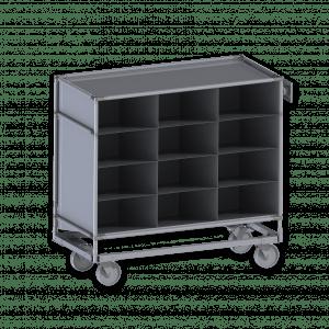 128492 - Fächerwagen Lehnen Rahmen ES - BeeWaTec