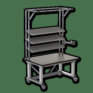 204508 - Sitzarbeitsplatz SEVERIN - BeeWaTec