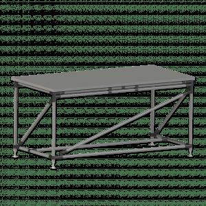 205053 - Arbeitstisch ANTON - BeeWaTec
