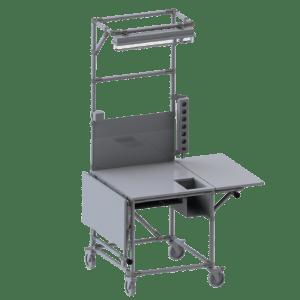 BU006015_Standard Work Table_NORA_BeeWaTec_1x1